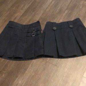 Sz 5 school uniform skirts skirts